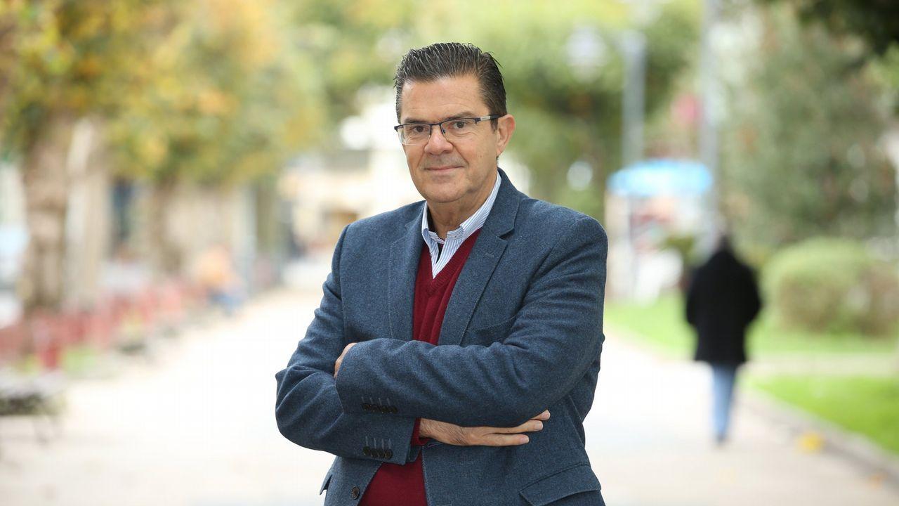 Feijoo acudió a la presentación de Aurelio Núñez como candidato del PP de Carballo
