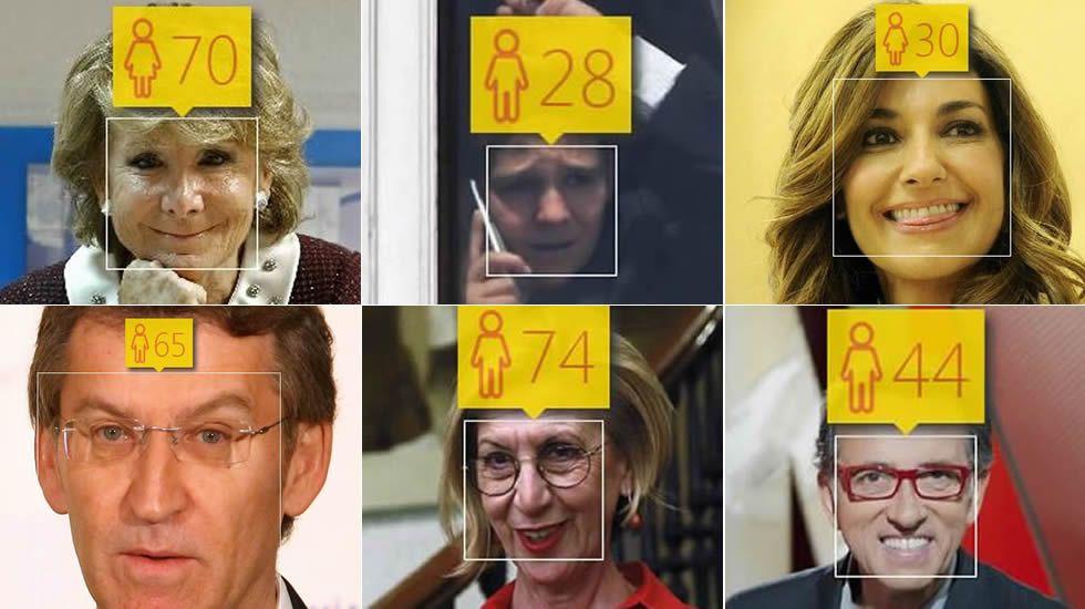 La aplicación «How old do I look», el terror de los famosos