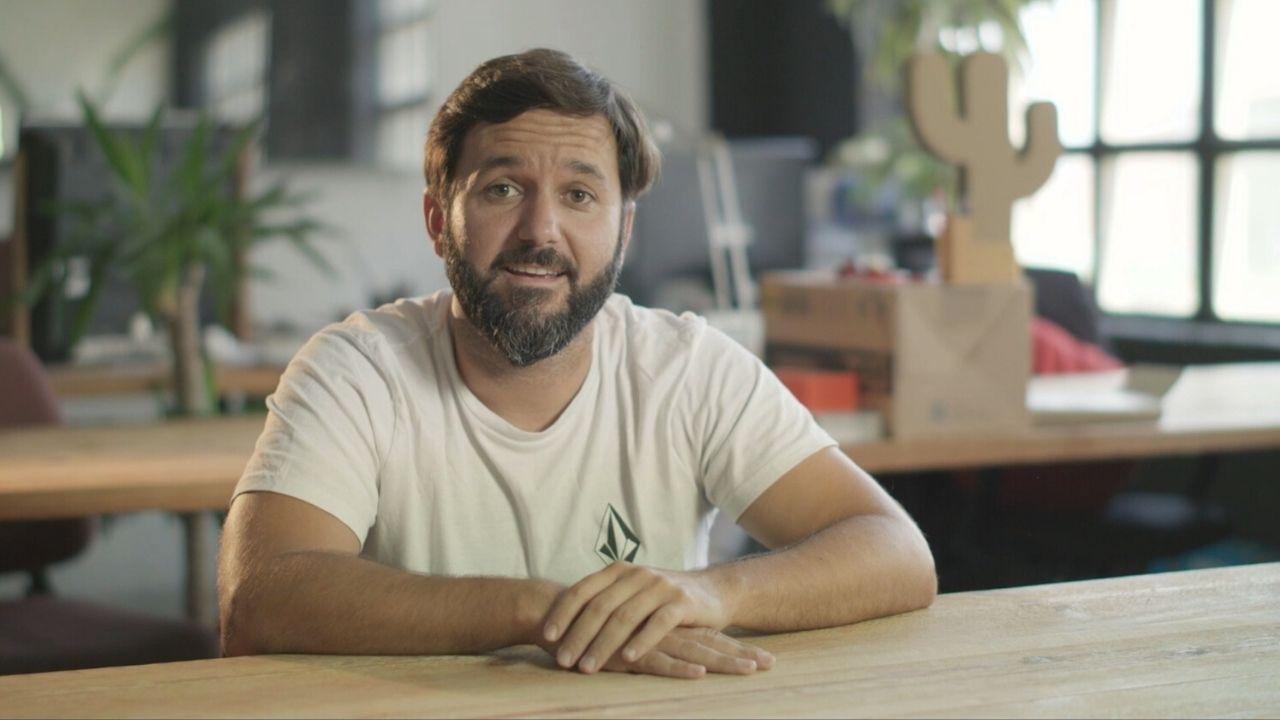 A Cea das Letras de Malpica, en imaxes.Daniel Suárez, CEO de Zapienz y coautor de Sócrates y la Econología
