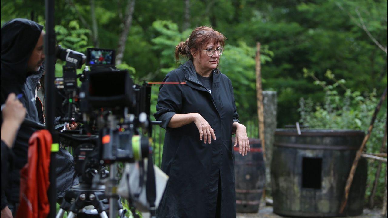 Travesía náutica en Betanzos.Isabel Coixet es la protagonista de la Semana Internacional del Cine de Betanzos, que celebra su edición número 19 este verano