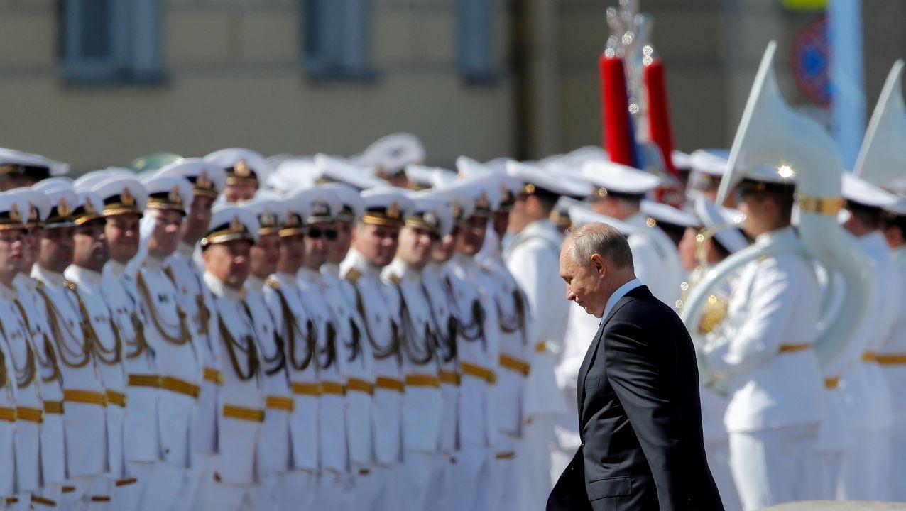 Lukashenko, durante una visita a una fábrica de quesos