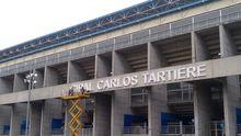 Fachada del Carlos Tartiere