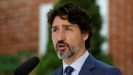 El primer ministro de Canada, Justin Trudeau
