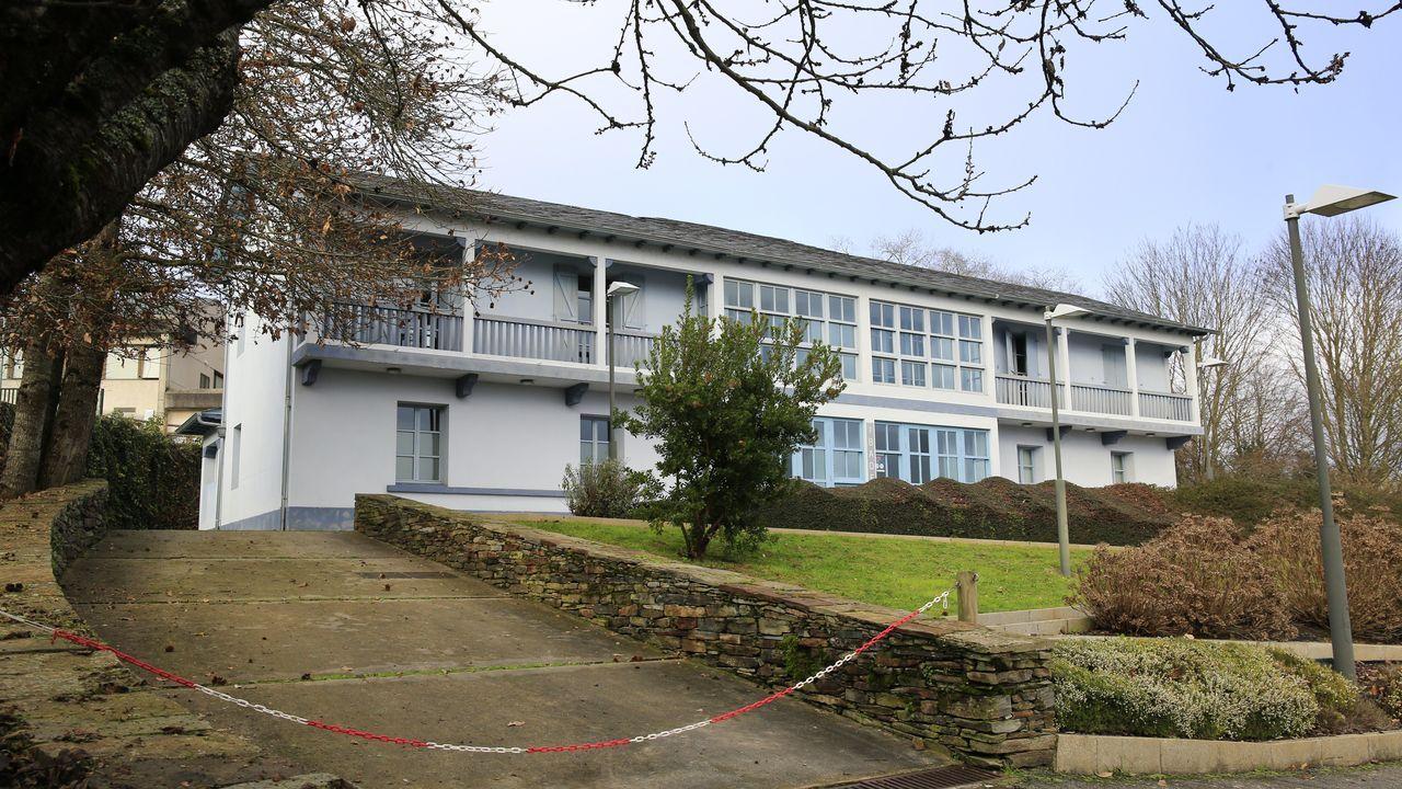 La Casa da Granxa es sede del Ibader desde el 2010