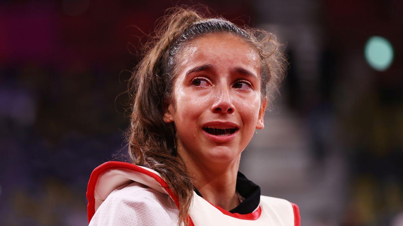 Los combates de Adriana Cerezo para llegar a la final