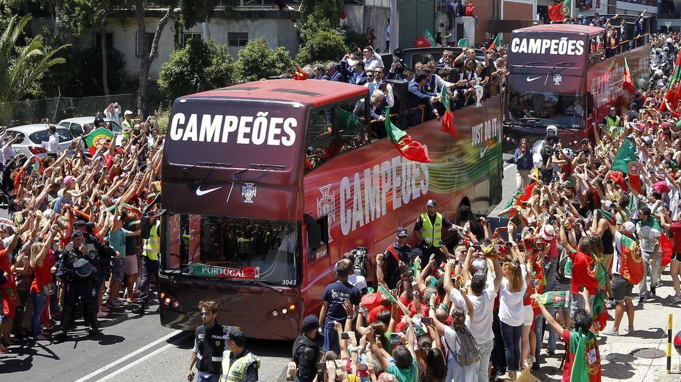 Fiesta grande en Portugal