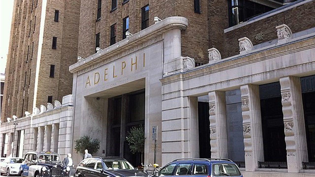 Edificio Adelphi, en Londres