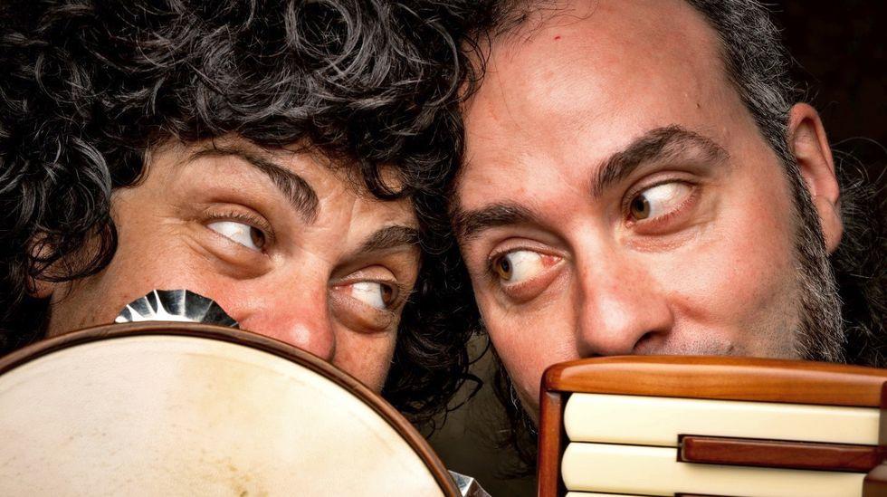 Sigue la búsqueda de Olivia y Anna en Tenerife.Patricia González Iglesias y Alex Balbuena actúan en la Casa-Museo Manuel María.