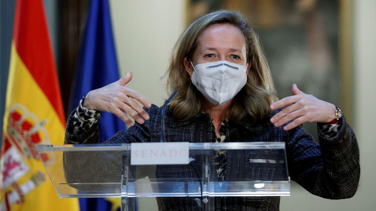 En directo: La última sesión de control al Gobierno con Pablo Iglesias.Irene Montero, ministra de Igualdad