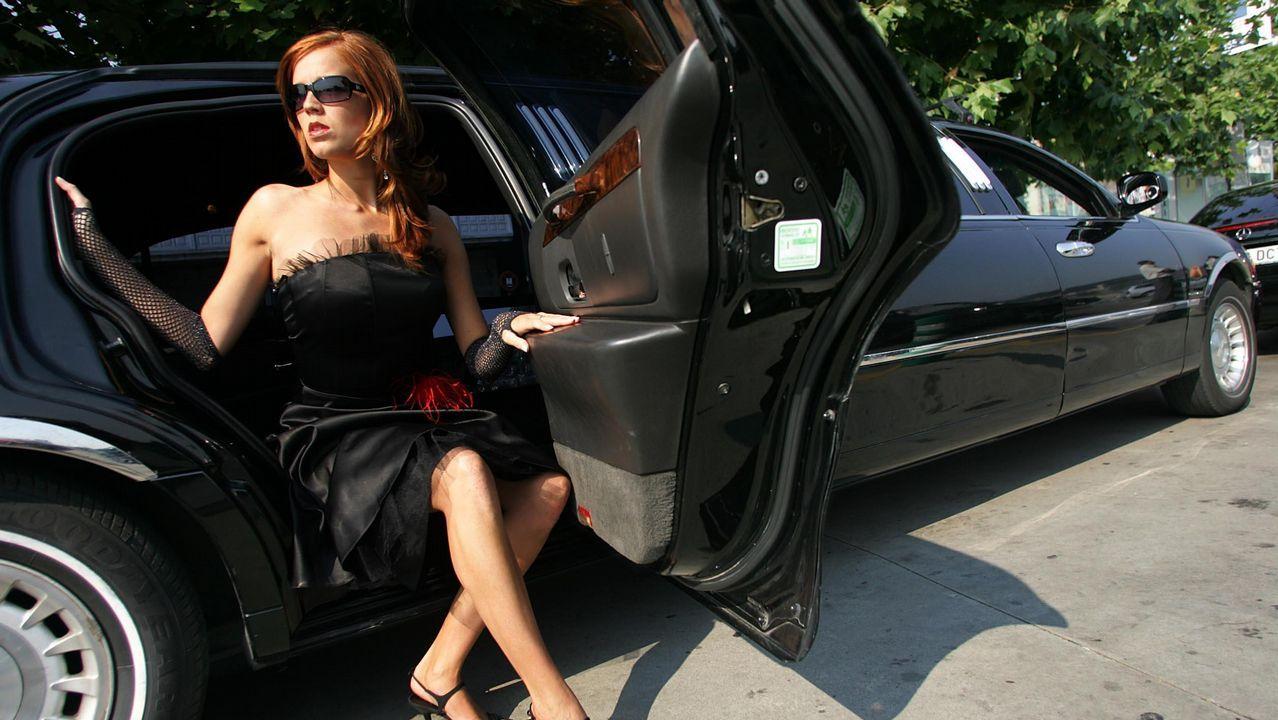 María Castro en el 2005