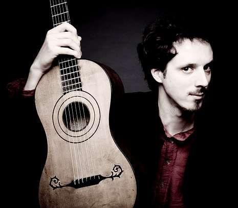 Hannah Arendt.El músico holandés Izhar Elias, uno de los que integran el cartel.