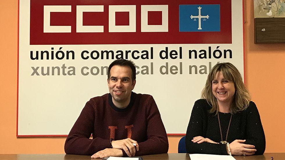 Los cuatro mejores establecimientos hoteleros asturianos en Booking.José Manuel Zapico y Esther Barbón