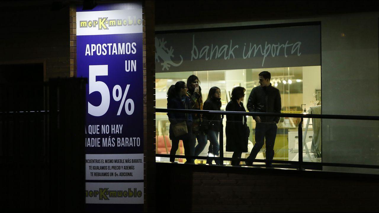 Las imágenes del Fin de Año en A Coruña y comarca