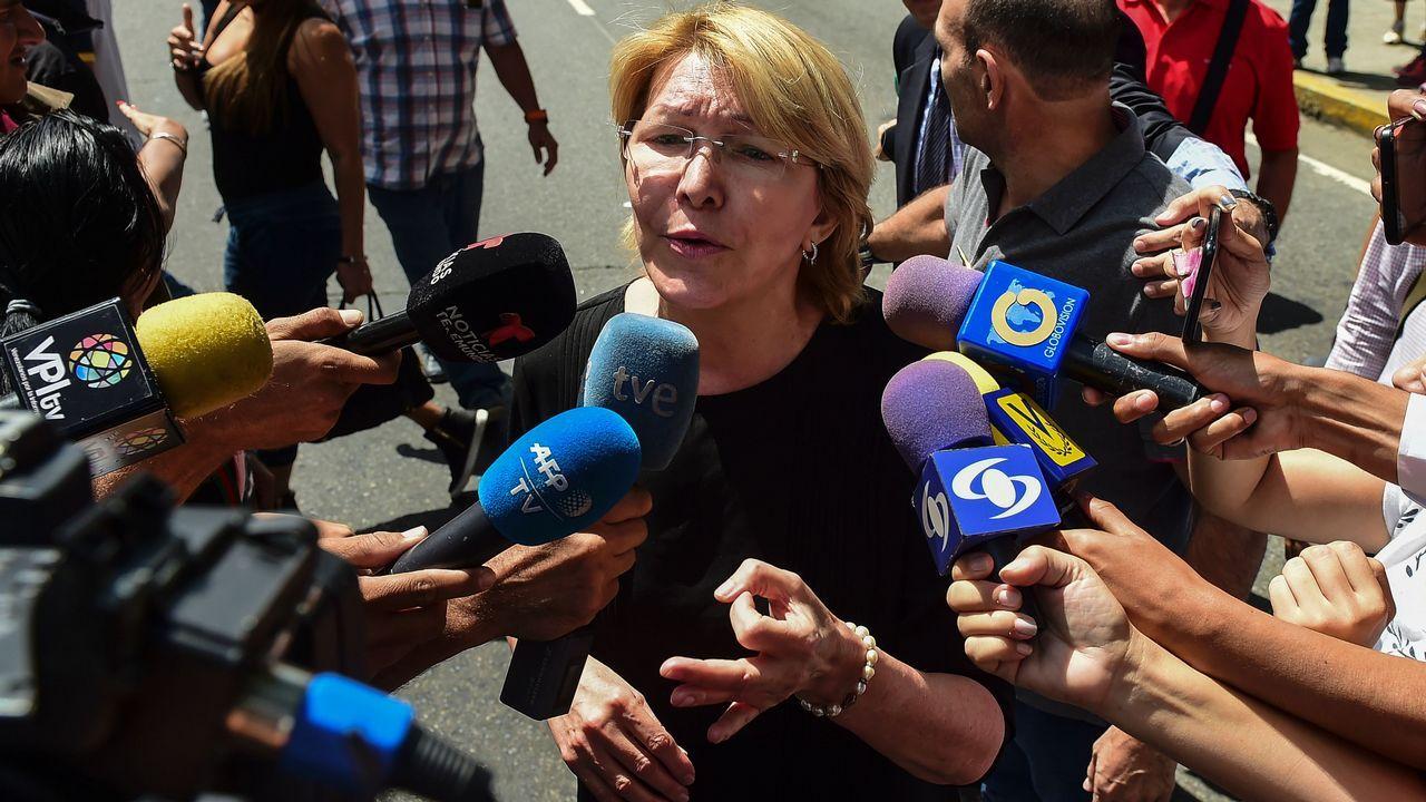 Asedio militar a la sede de la Fiscalía en Venezuela