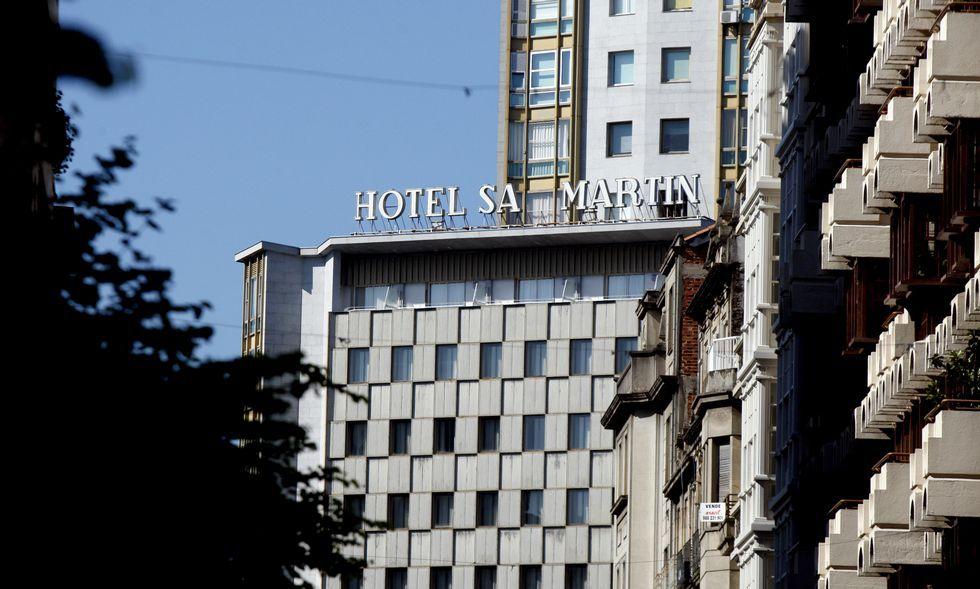 Los trabajadores del cuatro estrellas de la capital solicitaron el concurso de acreedores.