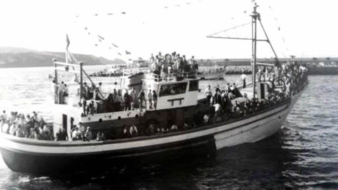 El buque Don Inda, de Salvamento Marítimo, en una foto de archivo