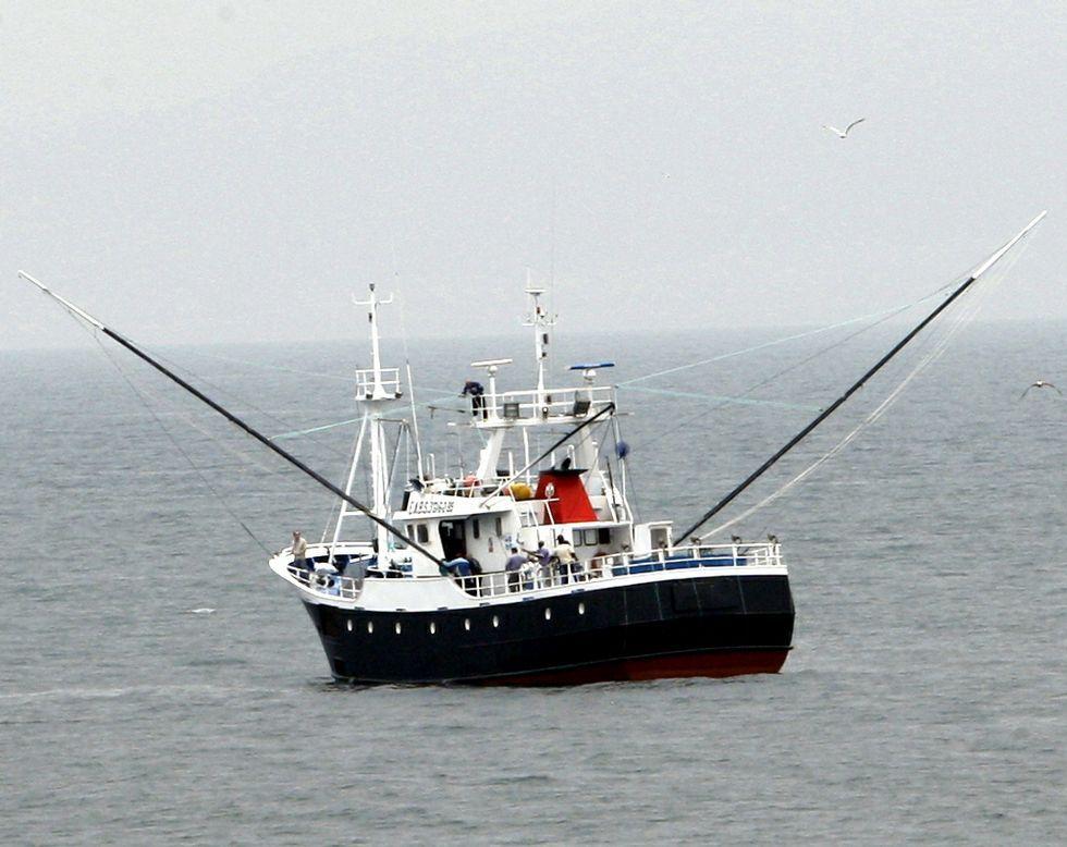 Curricán o cacea se llama el método con el que Galicia pesca bonito.