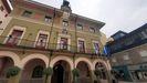 Ayuntamiento de Langreo, Llangréu