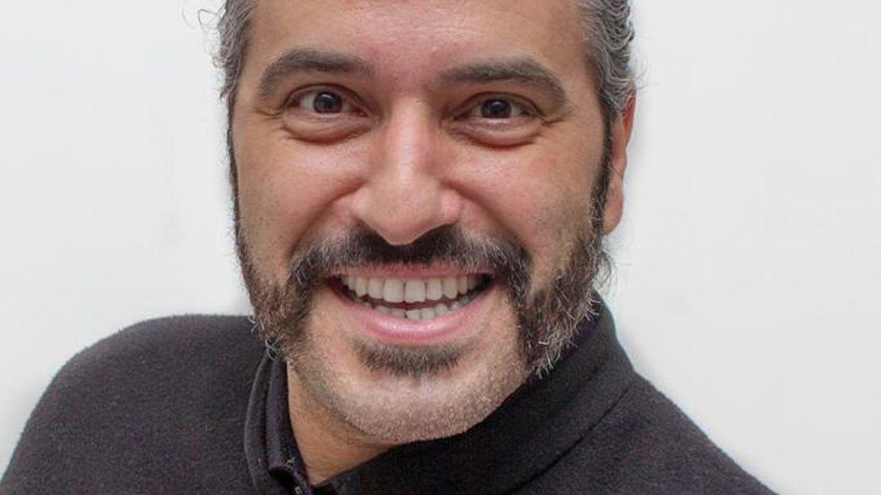 Gerardo Lagares, de la empresa Orballo, ha realizado contrataciones con ayudas del PEL