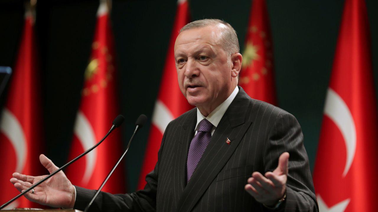 Nuevos enfrentamientos en Jerusalén.El presidente turco, Recep Tayyip Erdogan