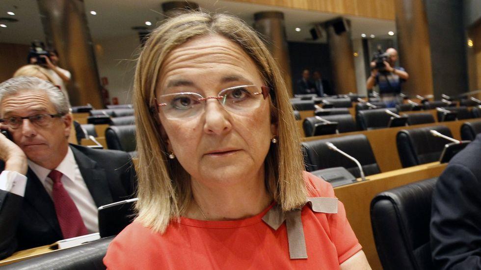 Irene Garrido Valenzuela. Número 2 del PP por Pontevedra.