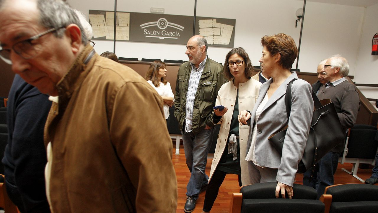 Foro Voz analiza la encrucijada de la tercera edad.Intu Asturias