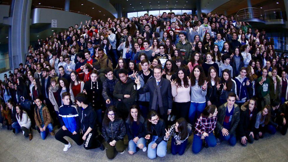 Los hackers buenos se reúnen en la Universidad de Vigo