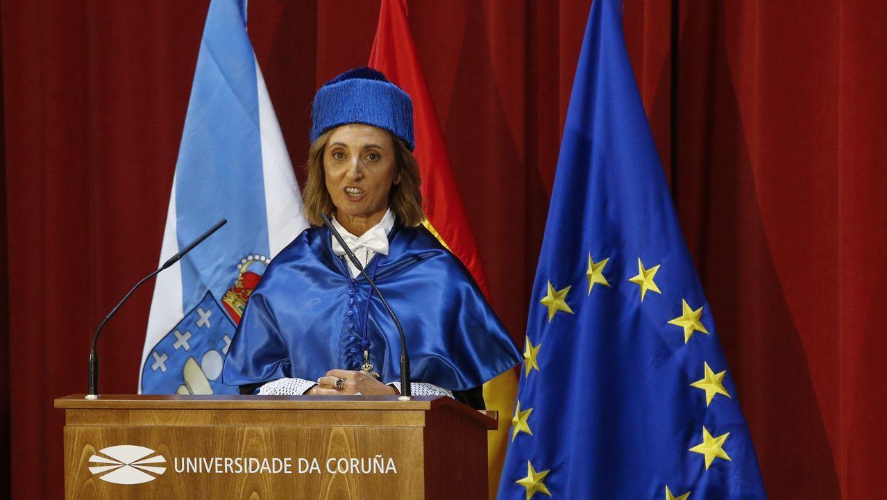 Amparo Alonso Betanzos pronunció la conferencia inaugural