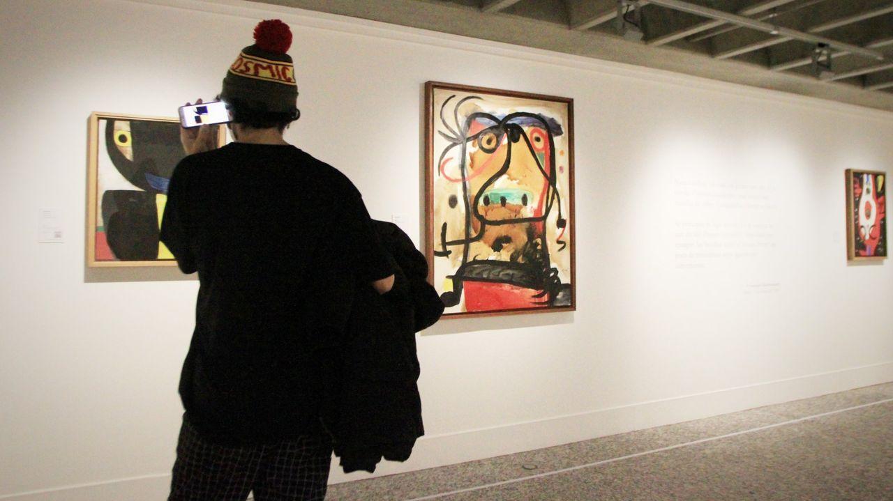 Joan Punyet Miró, nieto del pintor y escultor Joan Miró