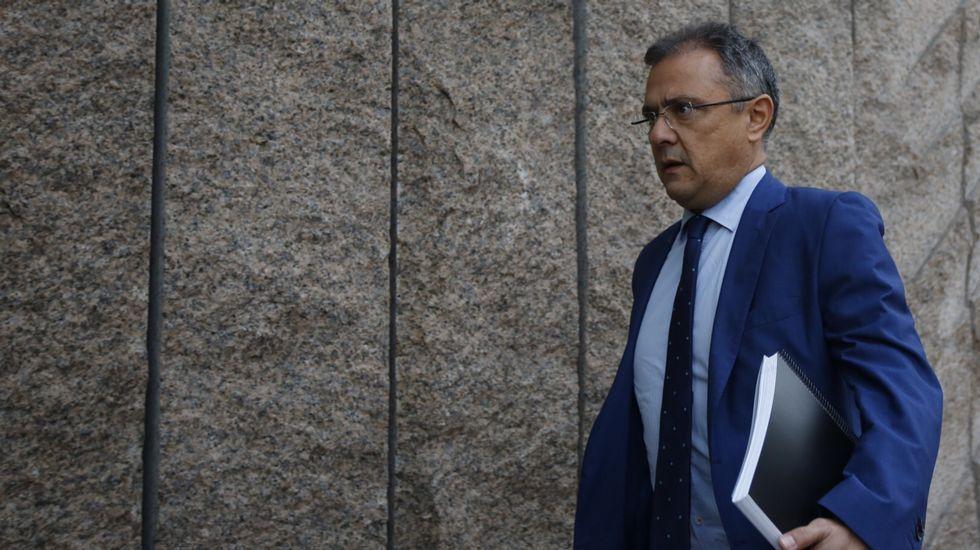 Fernández Maestre, hoy en el juzgado