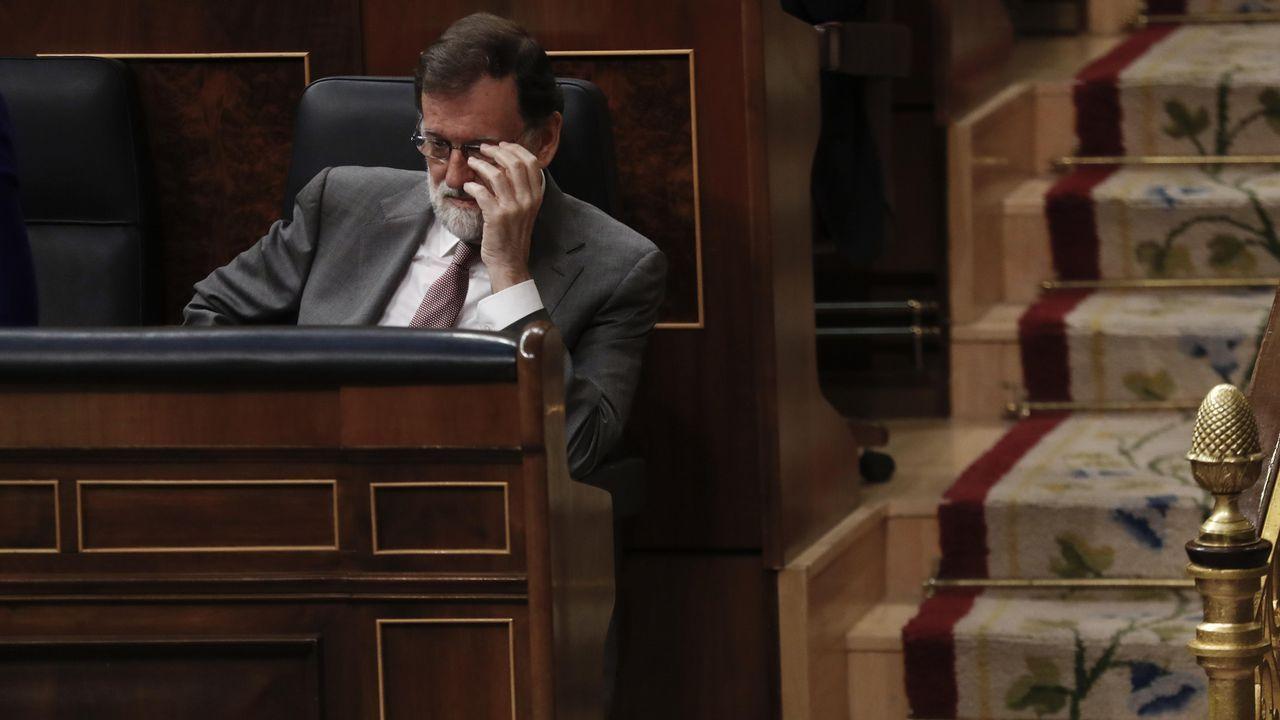 Las lecciones de Aznar y la respuesta del PP.Pablo Casado fue abucheado en Pamplona, adonde acudió para promocionar su candidatura. Al advertir su presencia, muchos de los congregados en la zona comenzaron a gritar «fuera» y «libertad para los de Alsasua» y se registraron momentos de gran tensión