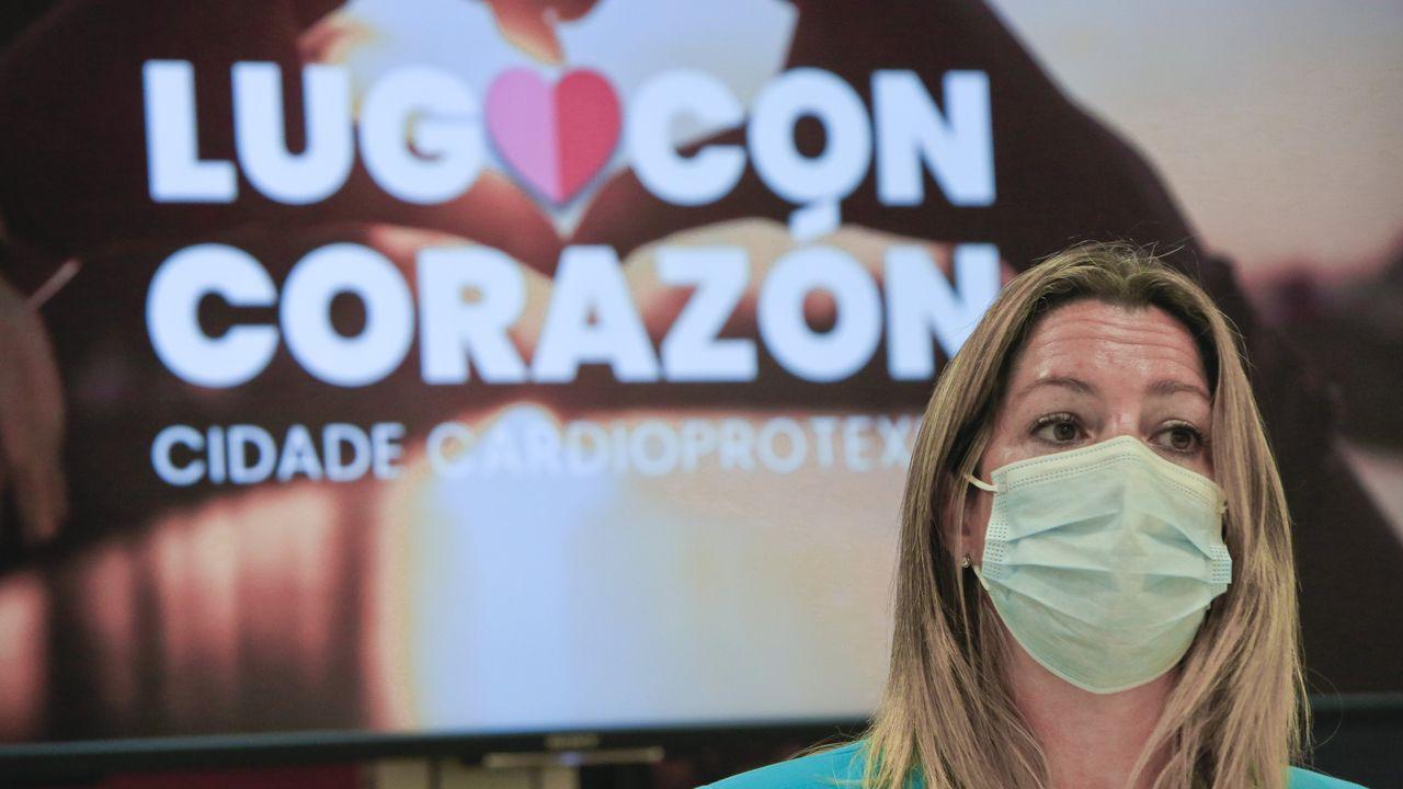 Alcaldesa de Lugo, Lara Méndez