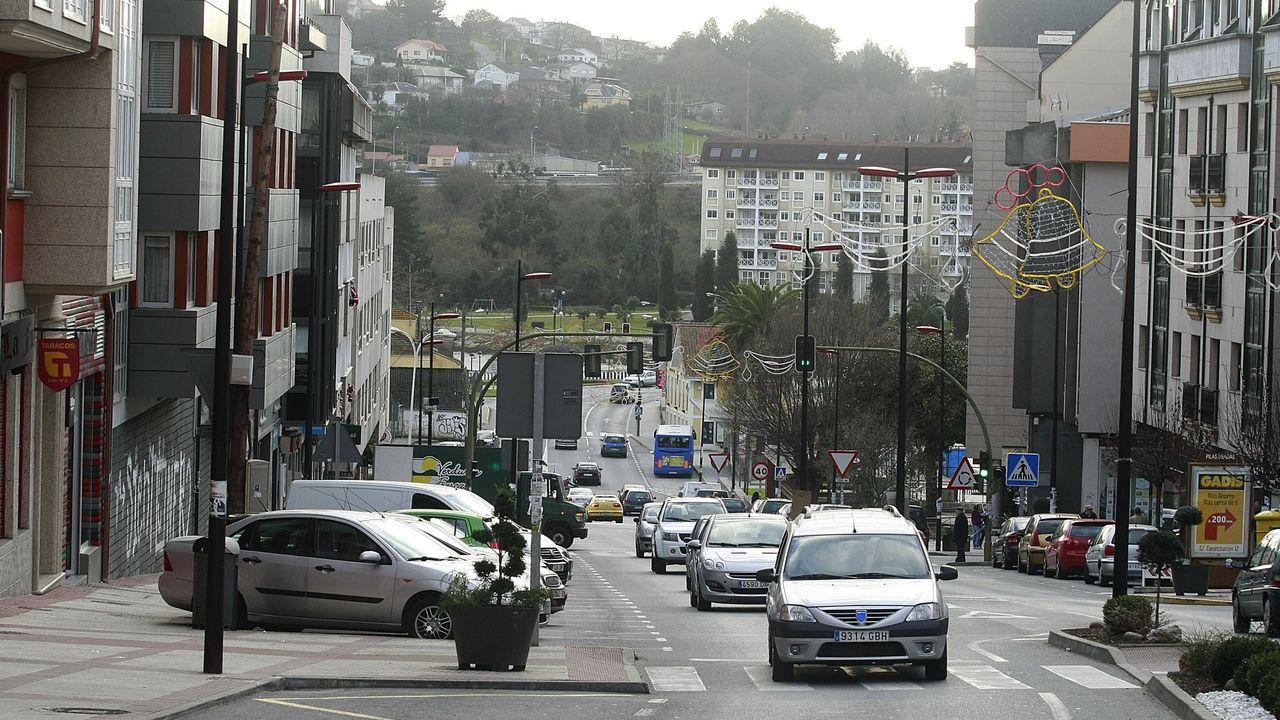 Toni.Costa da Tapia, en Cambre, es una de las zonas que cuenta con bastantes locales de hostelería