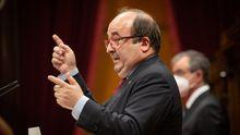 Miquel Iceta, secretario general del PSC