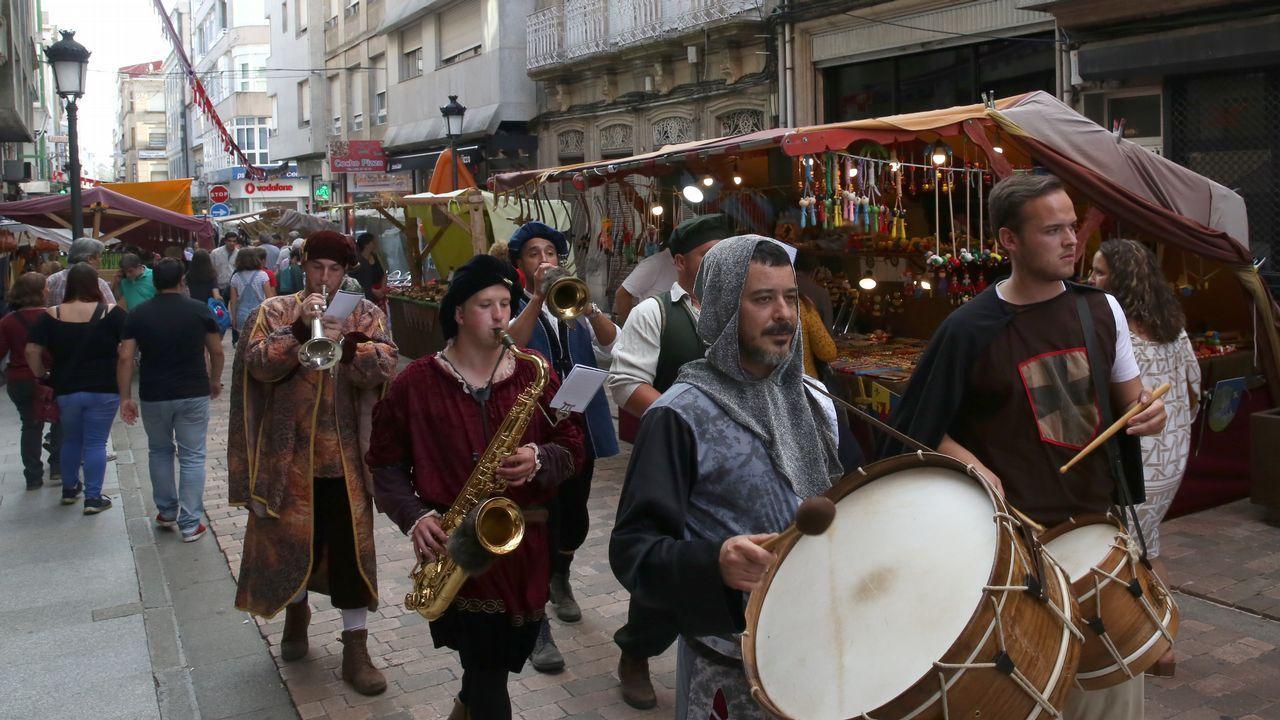 La familia Argüelles es retornada y vive en Celanova, aunque su origen es asturiano