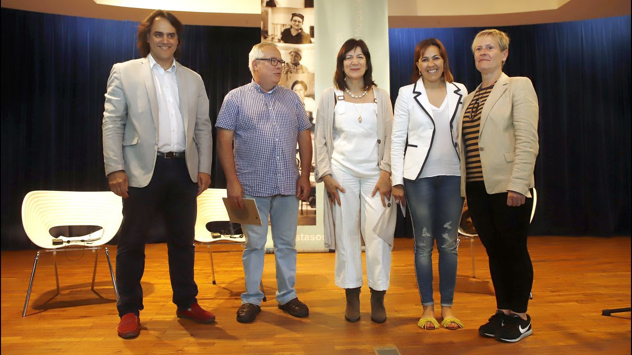 Así transcurrió el Foro Voz en Porto do Son sobre la sostenibilidad de los recursos marinos