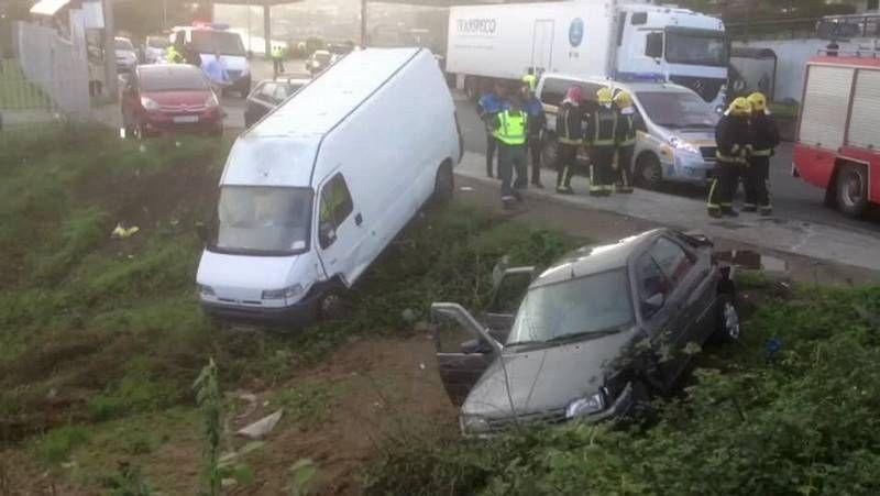 naufragio_portada.Accidente  mortal a la entrada de A Coruña