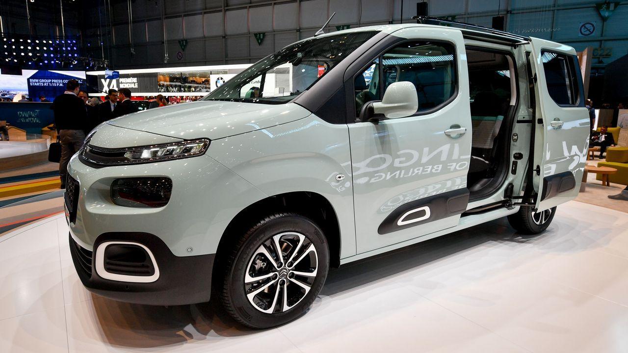 La nueva Citroën Berlingo debuta en el Salón de Ginebra