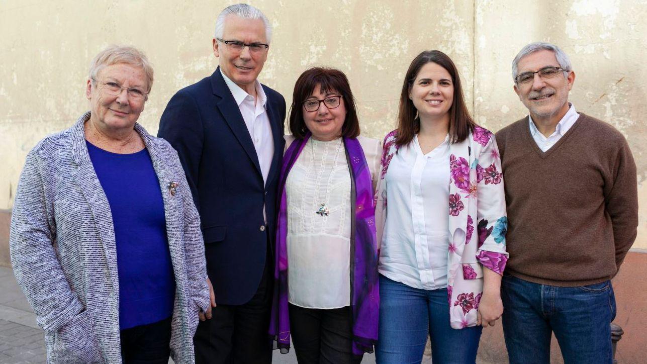 Actúa irá a las Elecciones Generales con Llamazares como candidato a la presidencia del Gobierno y un tridente feminista en cabeza conformado por Montserrat Muñoz, María Garzón y Teresa Aranguren