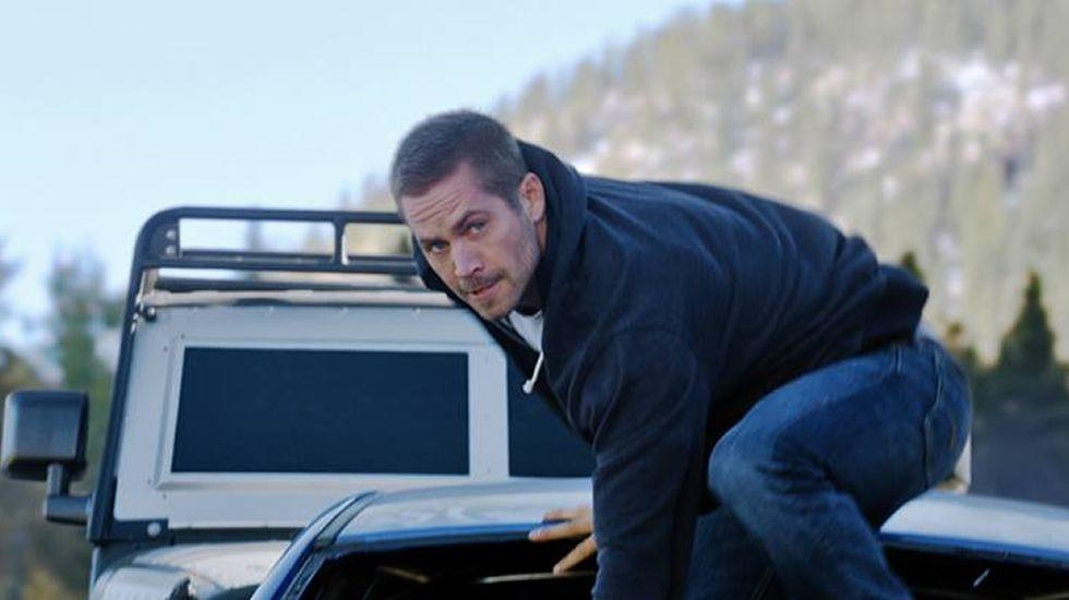 Así es «See you again», la canción homenaje de «Fast &Furious 7» a Paul Walker.Vin Diesel, protagonista de Fast and Furious 7