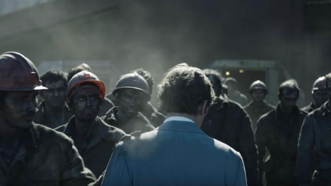 IMÁGENES DE LA SERIE «CHERNOBYL» DE HBO
