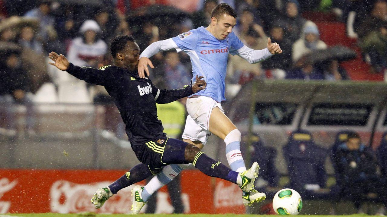 133 - Celta-Real Madrid (2-1) de Copa el 12 de diciembre del 2012