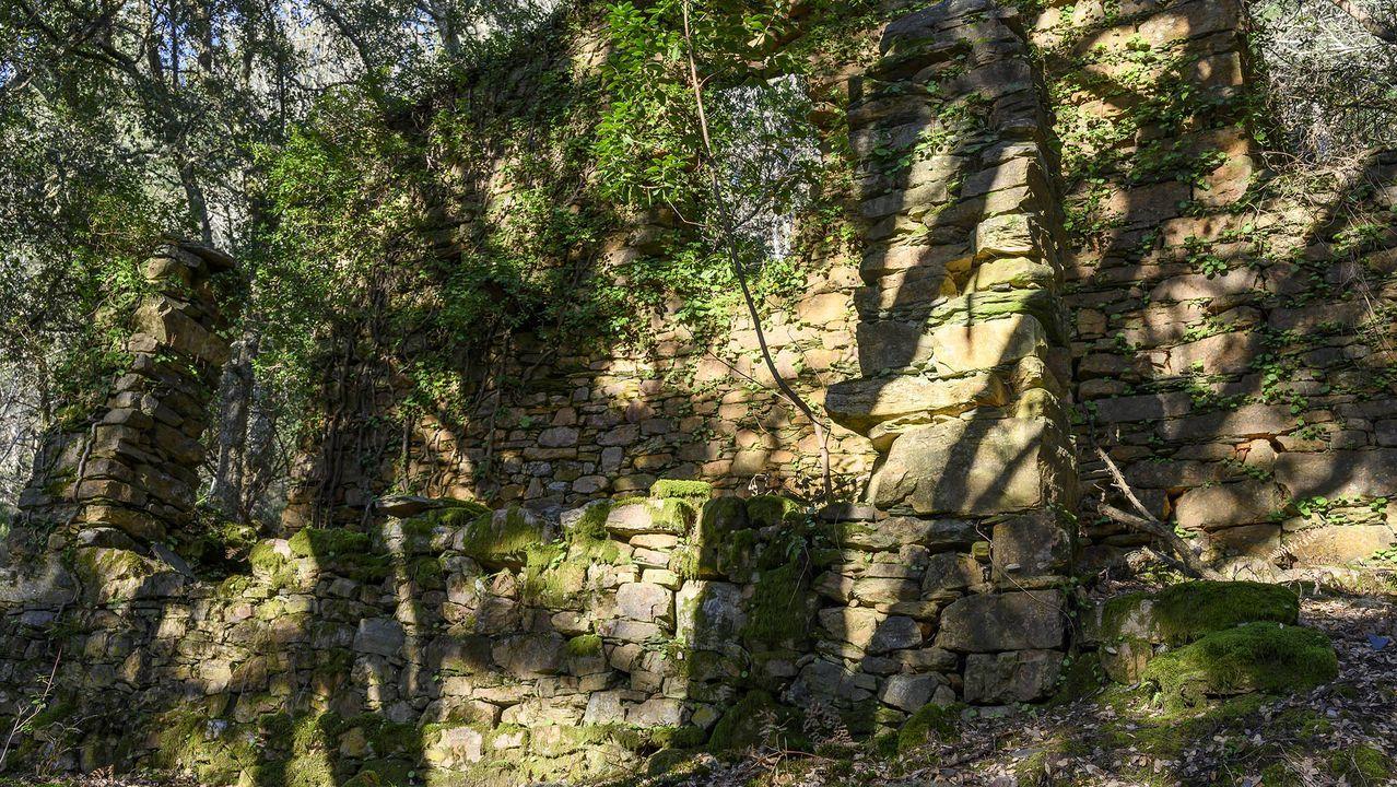 La Casa de Paramedela cayó en el abandono hace más de setenta años