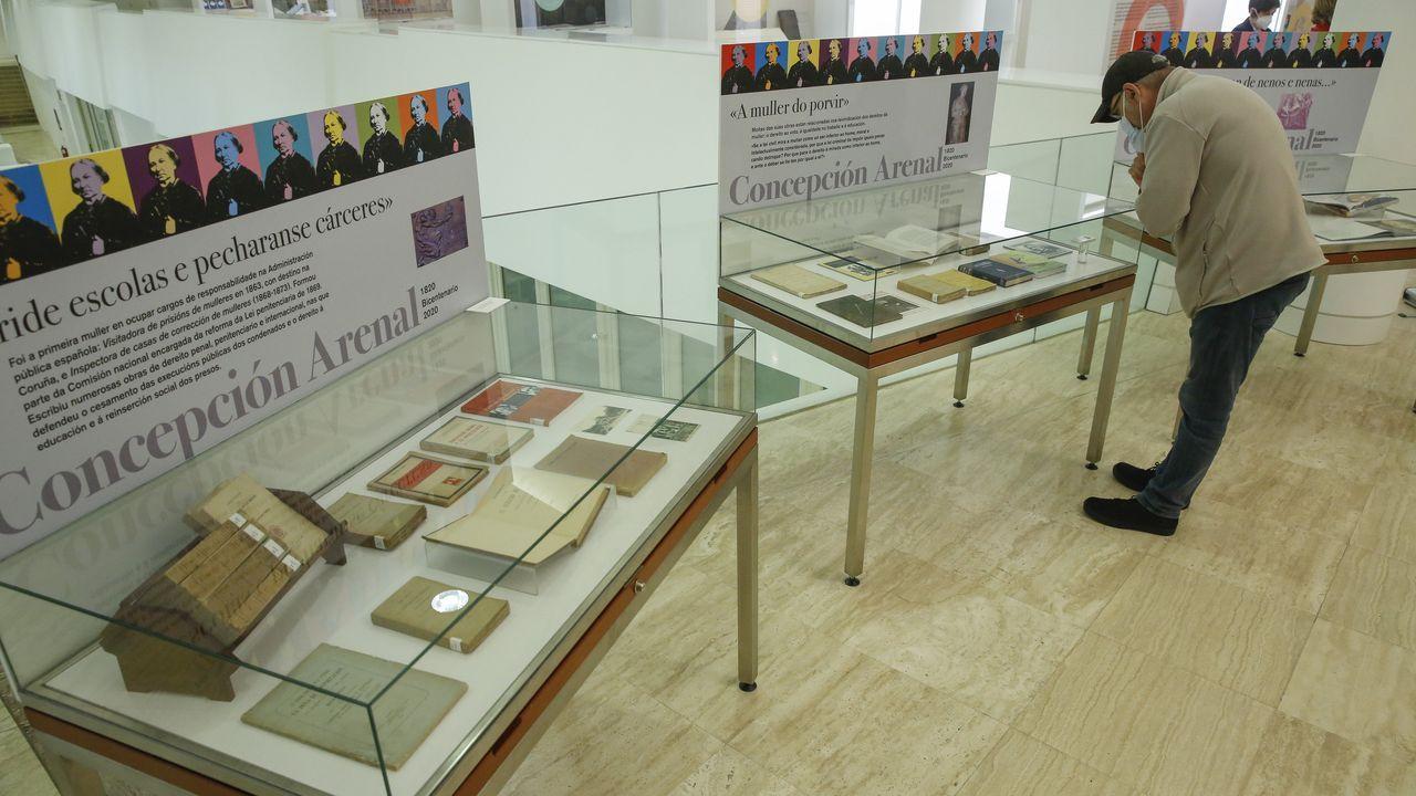 La Biblioteca de Galicia acogerá la muestra hasta diciembre