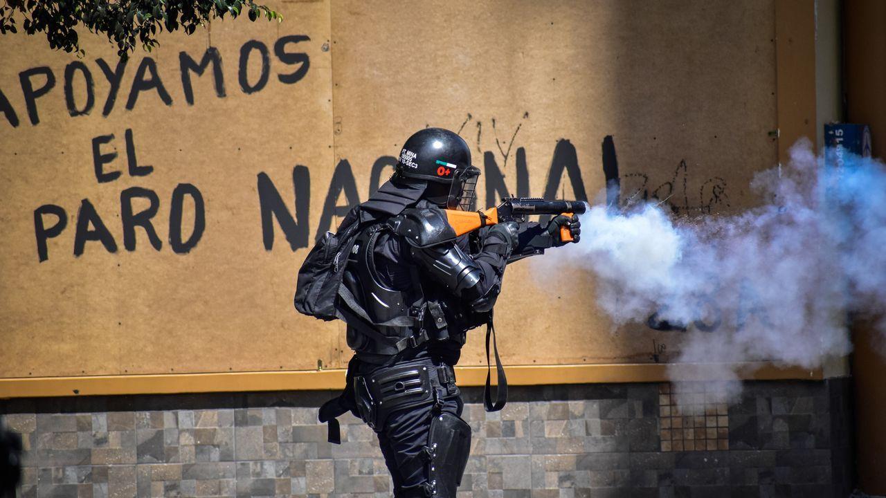 Concentración por las masacres en Colombia