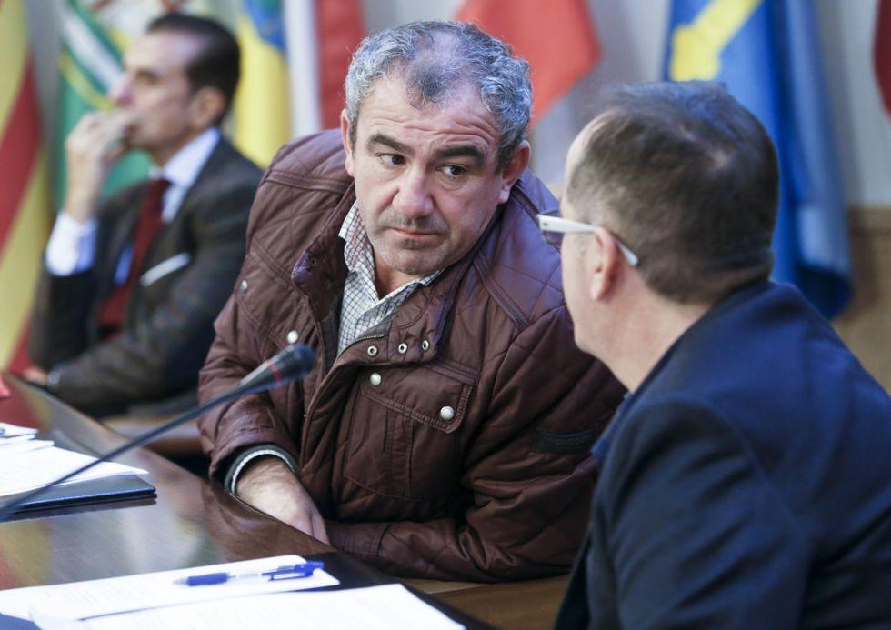 Darío Campos cobra su sueldo ahora de la Diputación de Lugo.