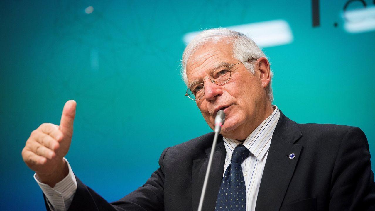 Banqueros en el banquillo.«El Reino Unido pierde capacidad soberana», aseguró Josep Borrell