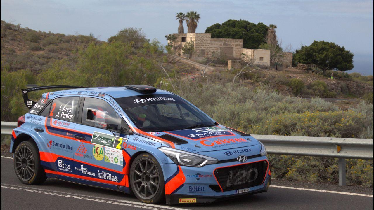 Álvaro Pérez, Francisco Dorado y Roberto Blach debutan en Portugal en la máxima competición con la Peugeot Rally Cup Ibérica