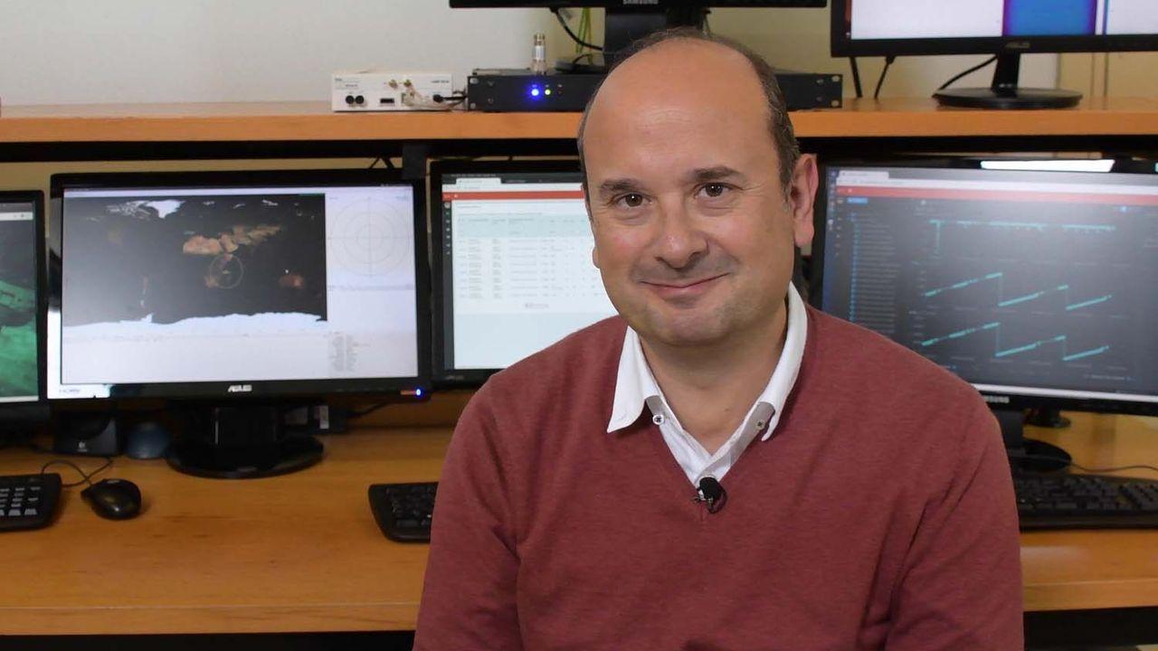 Cribado test de antigenos estudiantes de la Universidad de Vigo.Fernando Aguado