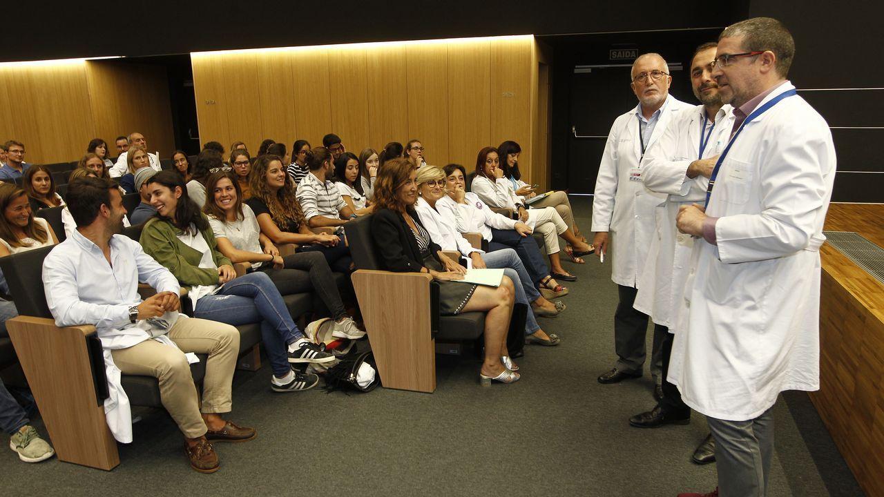 Charlas saludables de La Voz de Galicia y el Chuvi